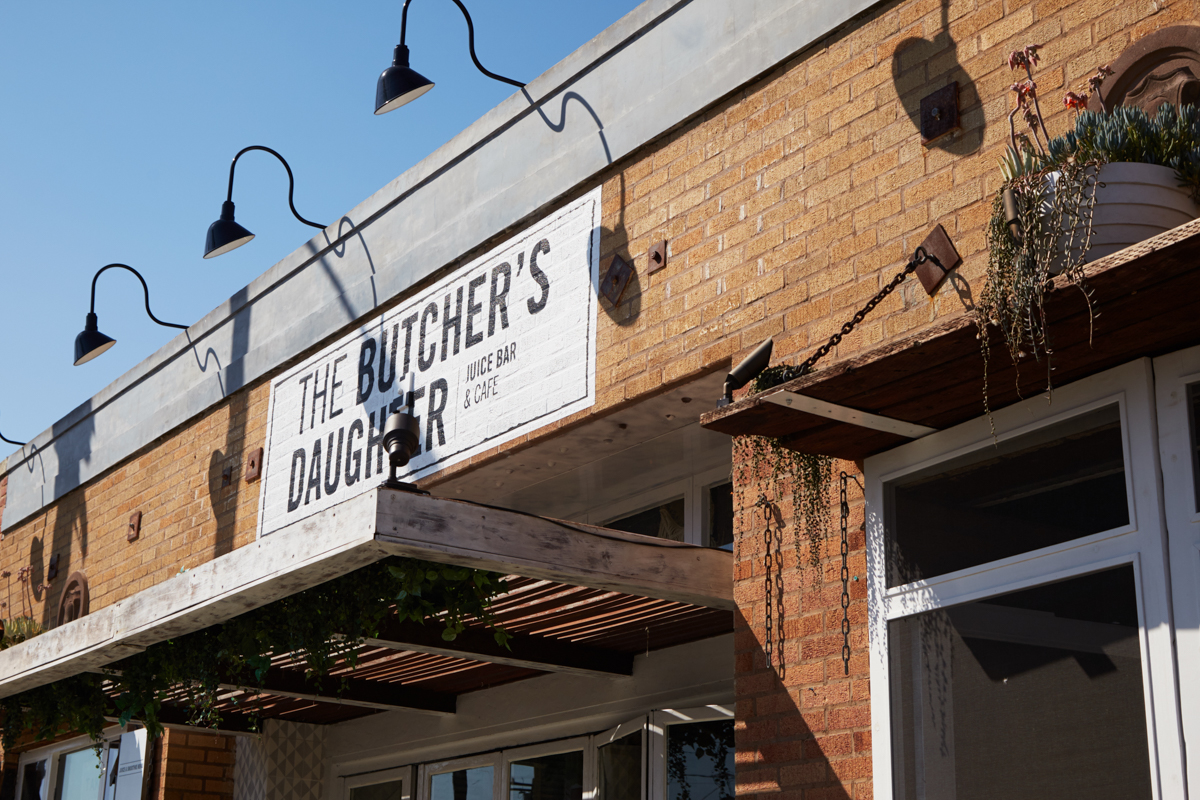 Tasting Table: A Spring Dinner at The Butcher's Daughter 6