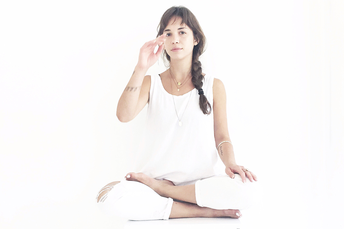 Meditation for Beauty: Desiree Pais' One Minute Breath