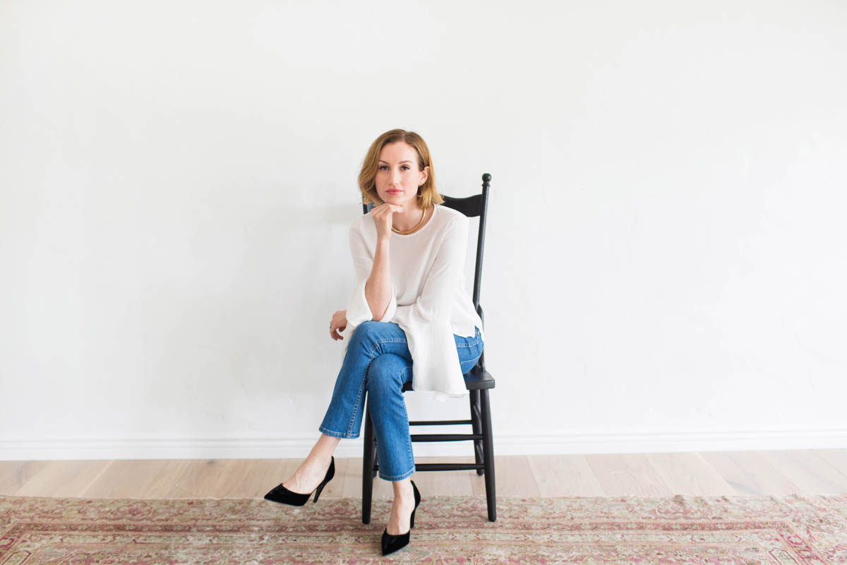 Three Classic Outfits Styled by Katherine Power