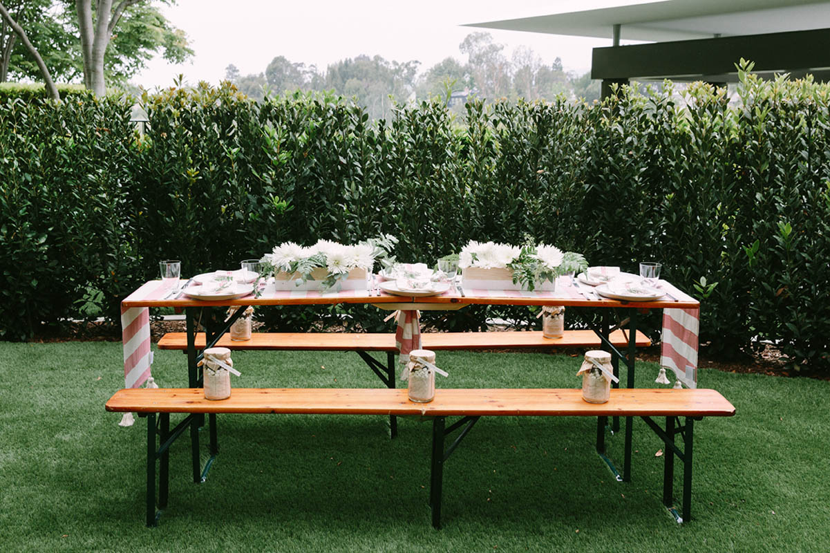 In The Veggie Kitchen: Décor for a July 4th BBQ