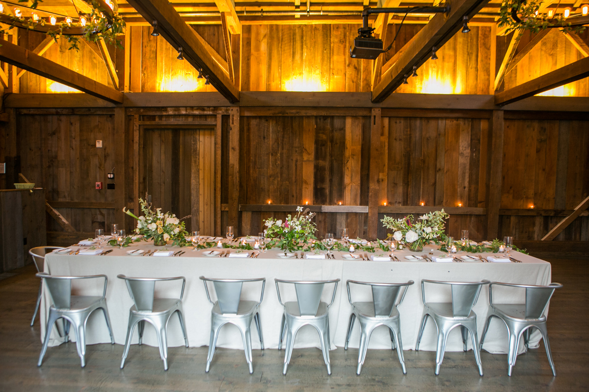 A Rustic Summer Dinner Party At Topping Rose House