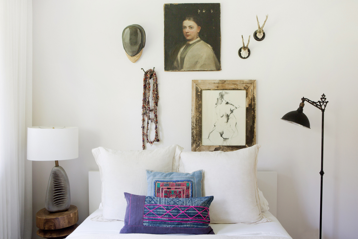 Inside Athena Calderone's Bright Hamptons Home 13