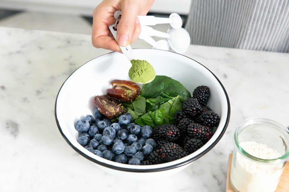 Jenni Kayne with Estée Lauder: A Moringa Powder Breakfast Bowl 6