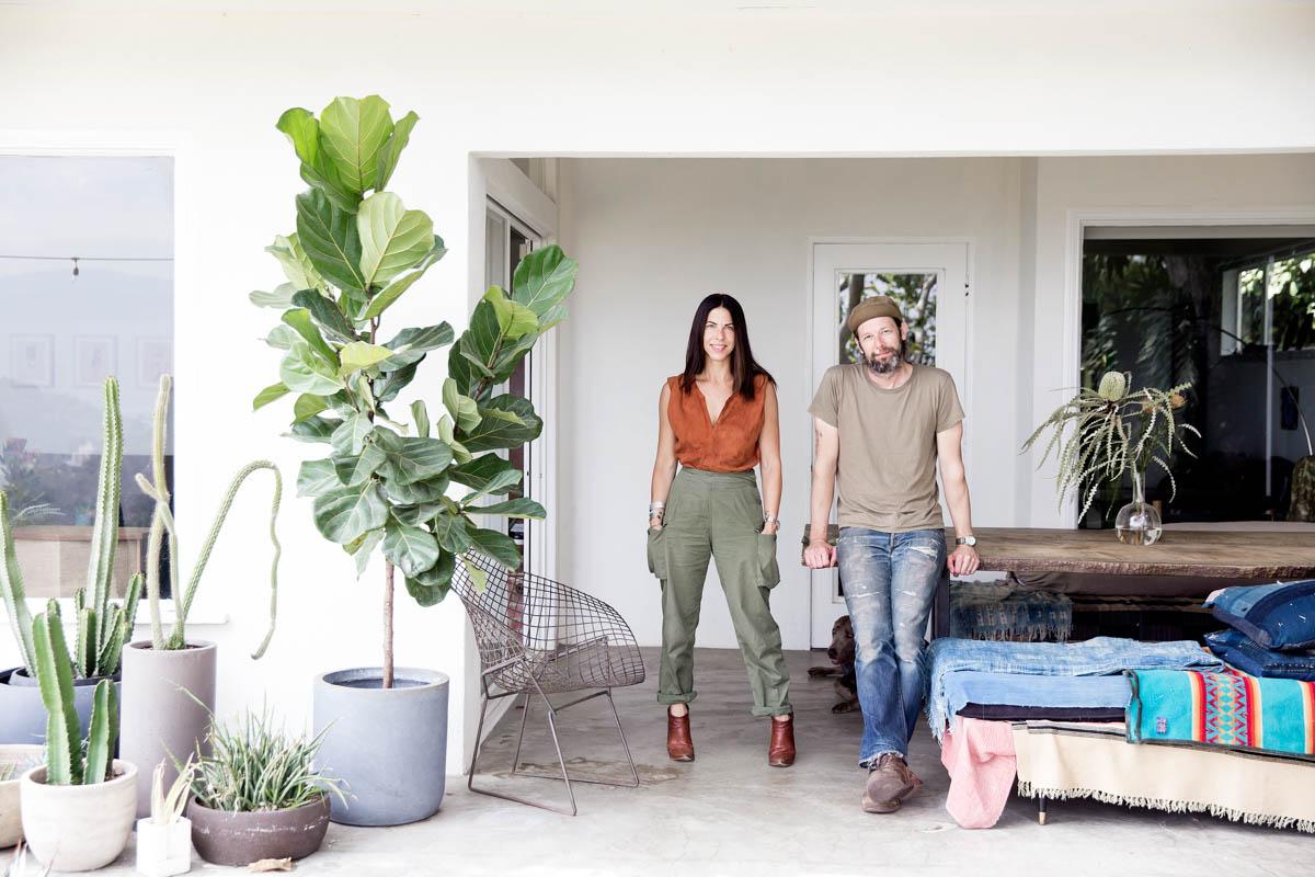 Meet Matt and Carrie Eddmenson of Imogene + Willie