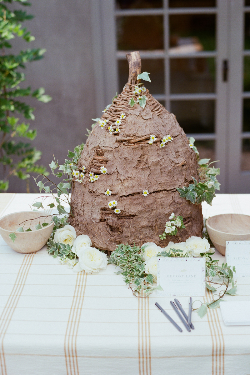 A Natural, Farm-to-table Baby Shower for Designer Erin Fetherston