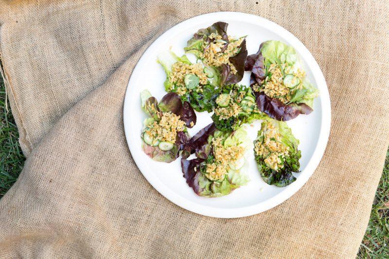 Sqirl's Vegan Kabbouleh Salad