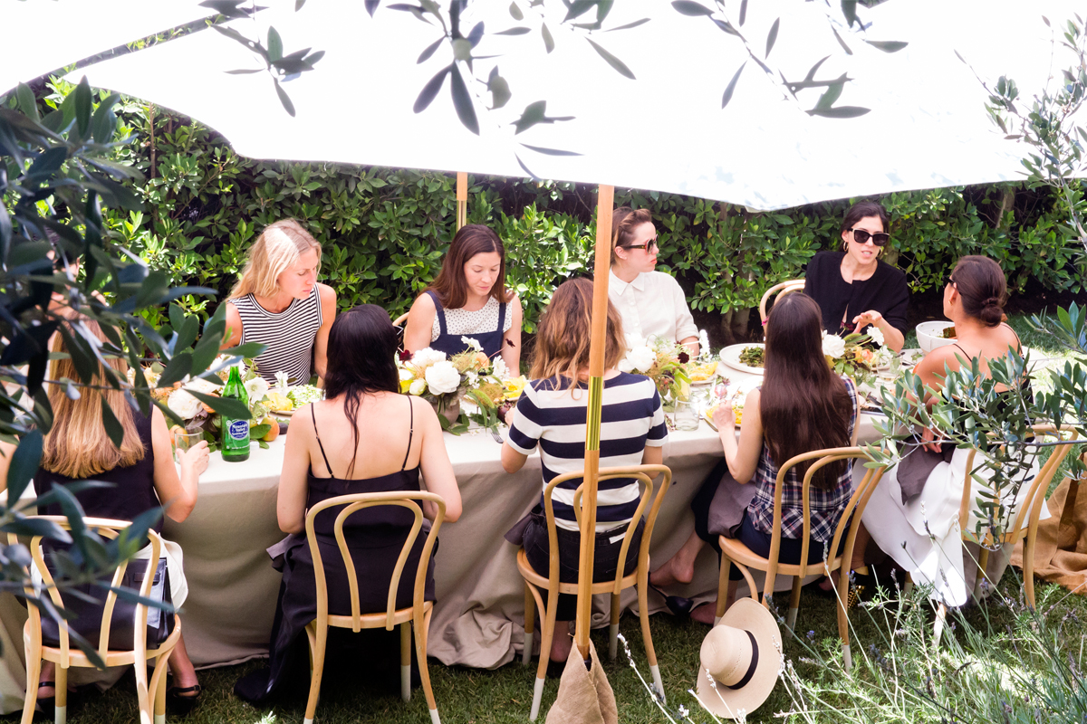 A Fall Luncheon with Le Catch and Jessica De Ruiter 12
