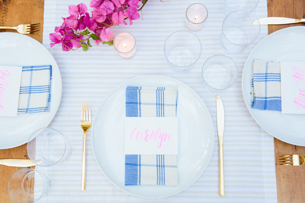 Summer Entertaining: A Casual Greek Dinner Party 6