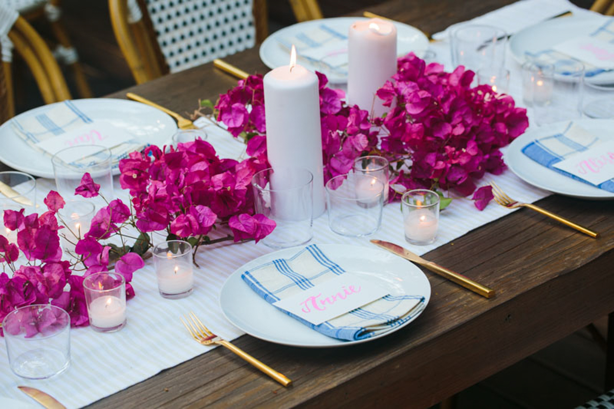 Summer Entertaining: A Casual Greek Dinner Party 8