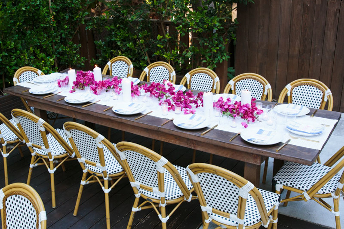 Summer Entertaining: A Casual Greek Dinner Party 3