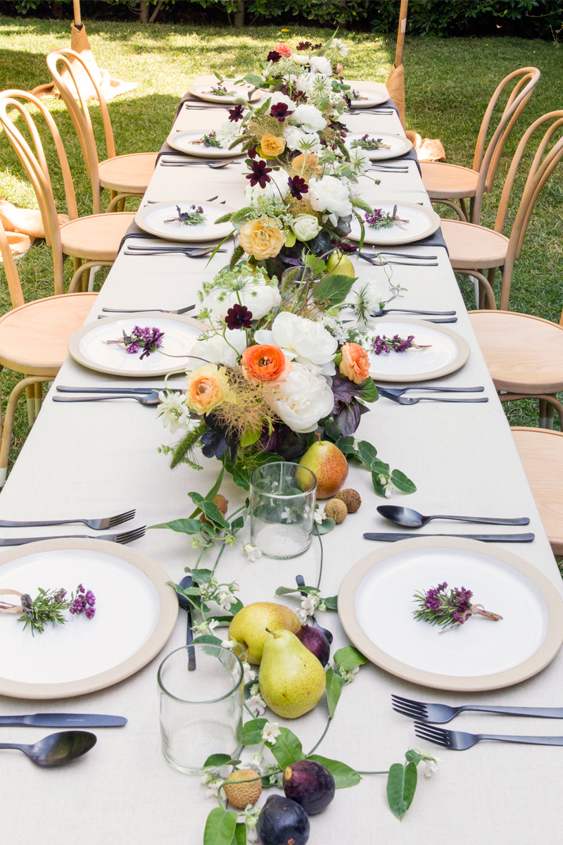 A Fall Luncheon with Le Catch and Jessica De Ruiter