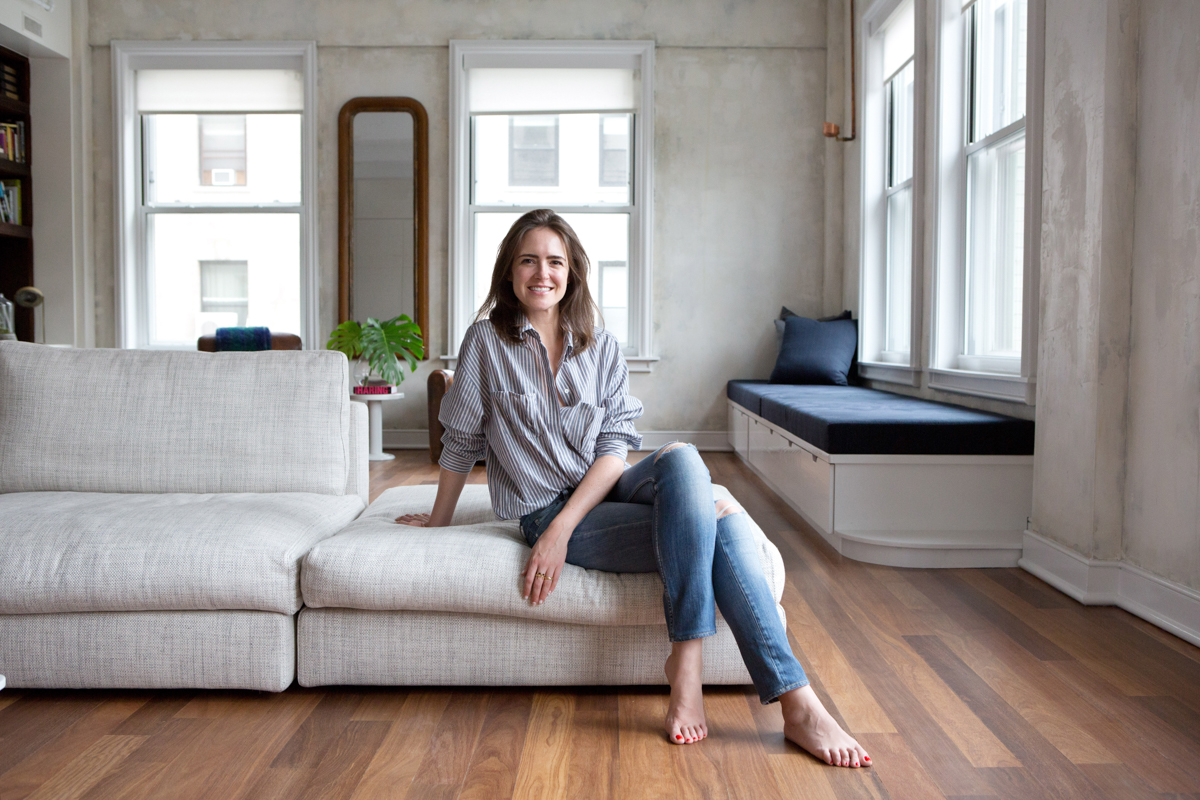 Inside Nadine Abramcyk of Tenoverten's Tribeca Apartment