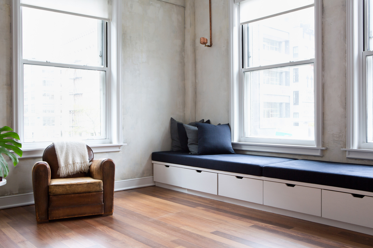 Inside Nadine Abramcyk of Tenoverten's Tribeca Apartment 0