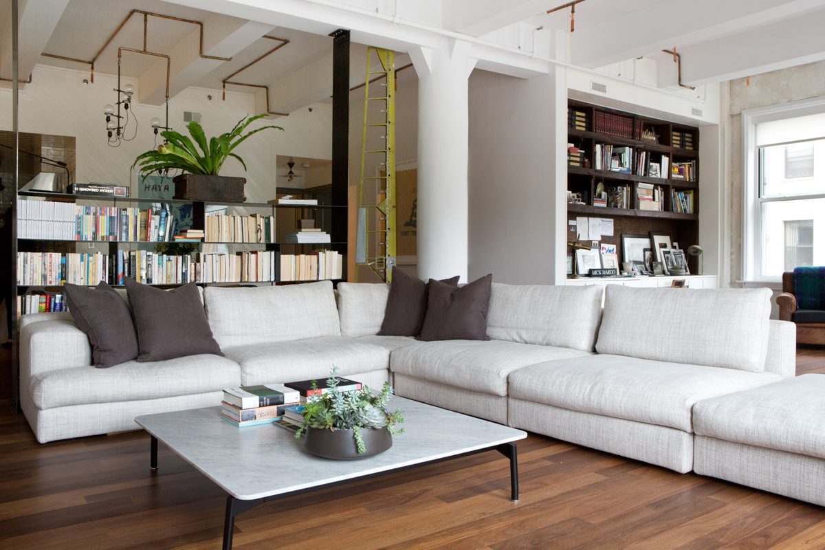 Inside Nadine Abramcyk of Tenoverten's Tribeca Apartment 6