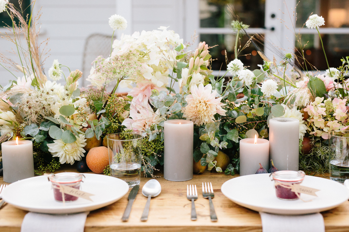 A Dinner Party Menu from Our Autumn-Inspired Gathering 9