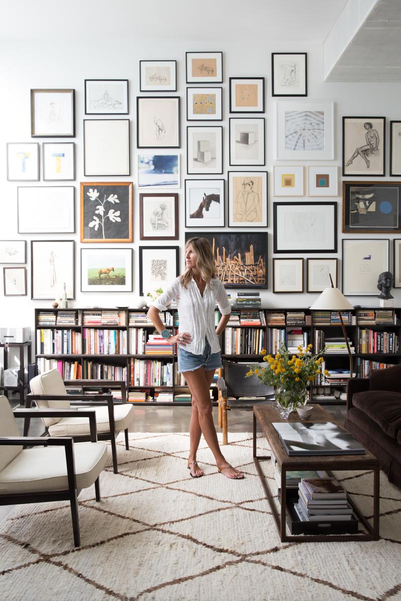 Inside Designer Julia Leach's Stylish Venice Beach Home