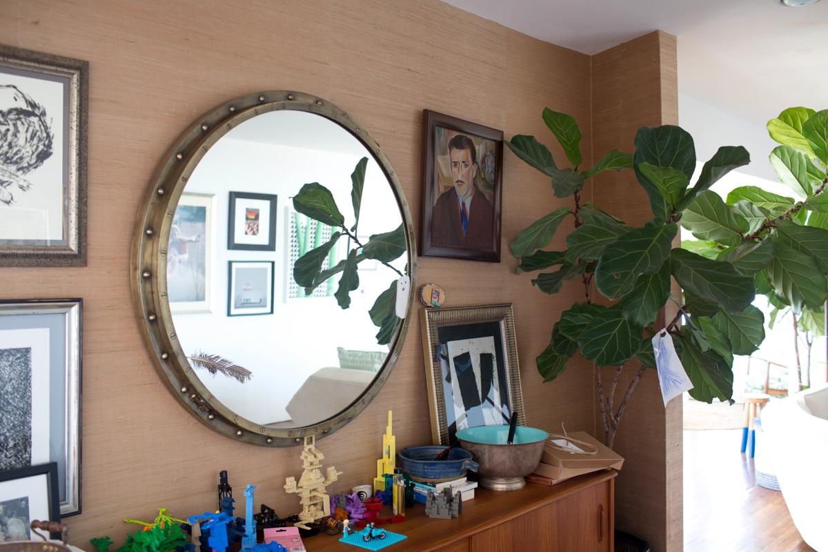 Inside Minnie Mortimer's Bohemian Malibu Home 15