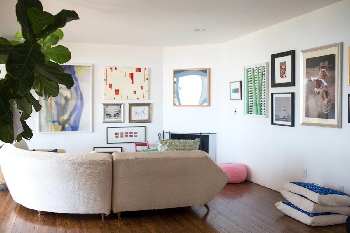 Inside Minnie Mortimer's Bohemian Malibu Home 17