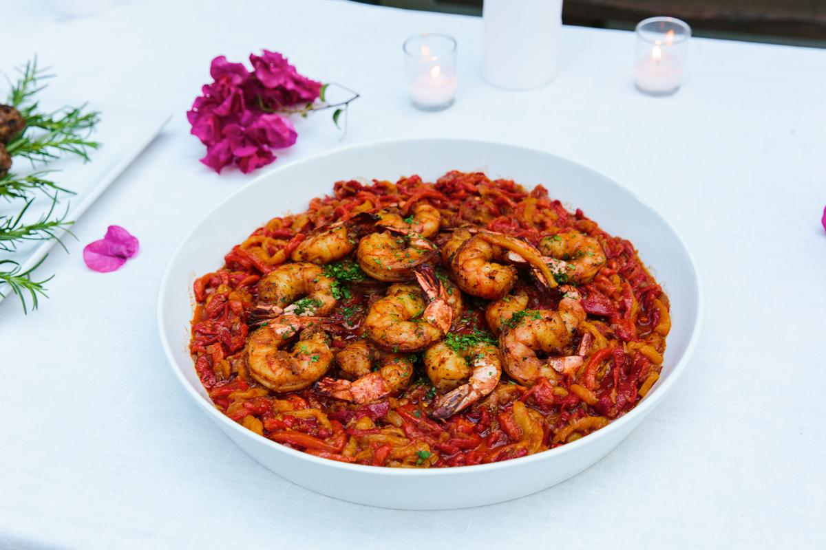 A Colorful Mediterranean Menu by Annie Campbell 10