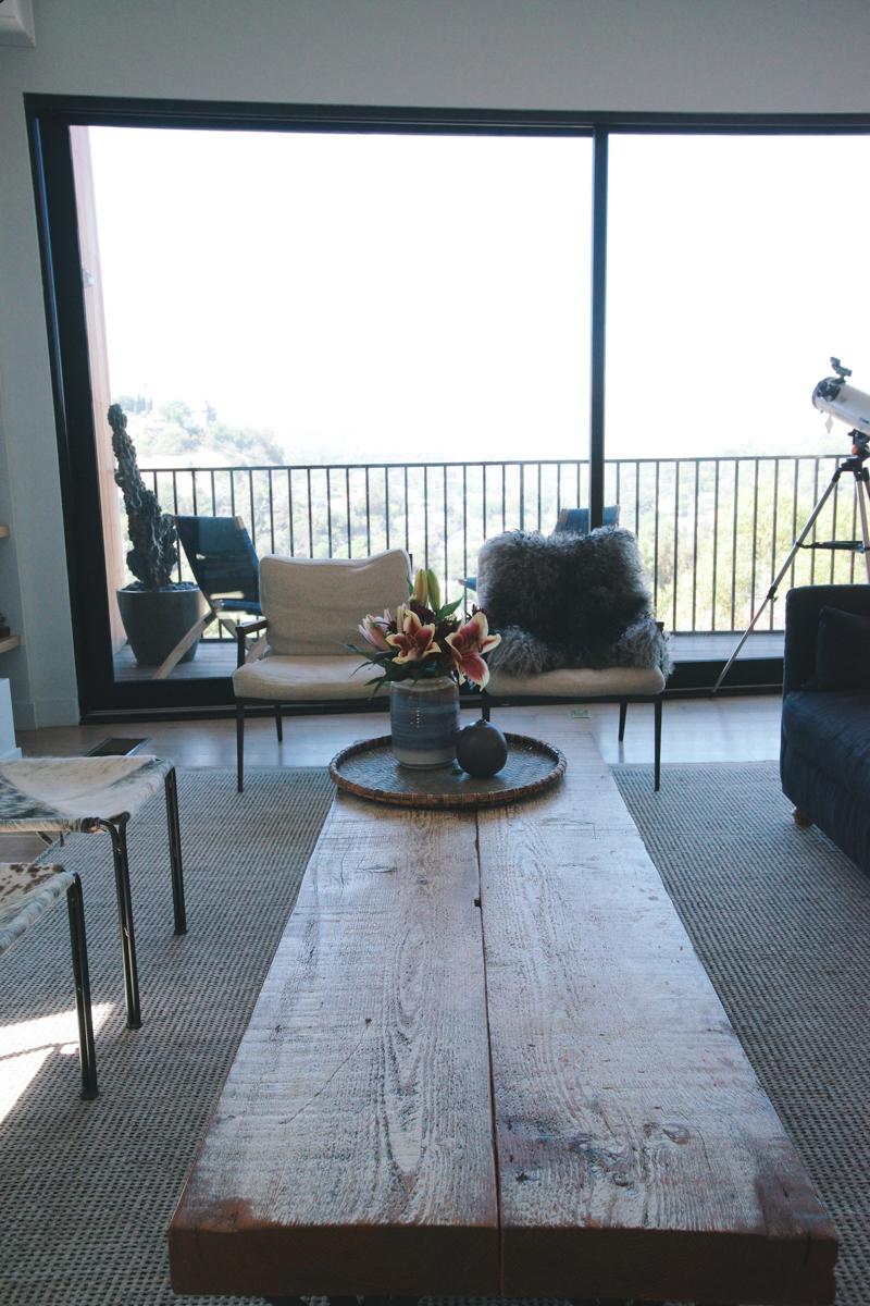 Inside the Silver Lake Hillside Home of Cleo and McShane Murnane