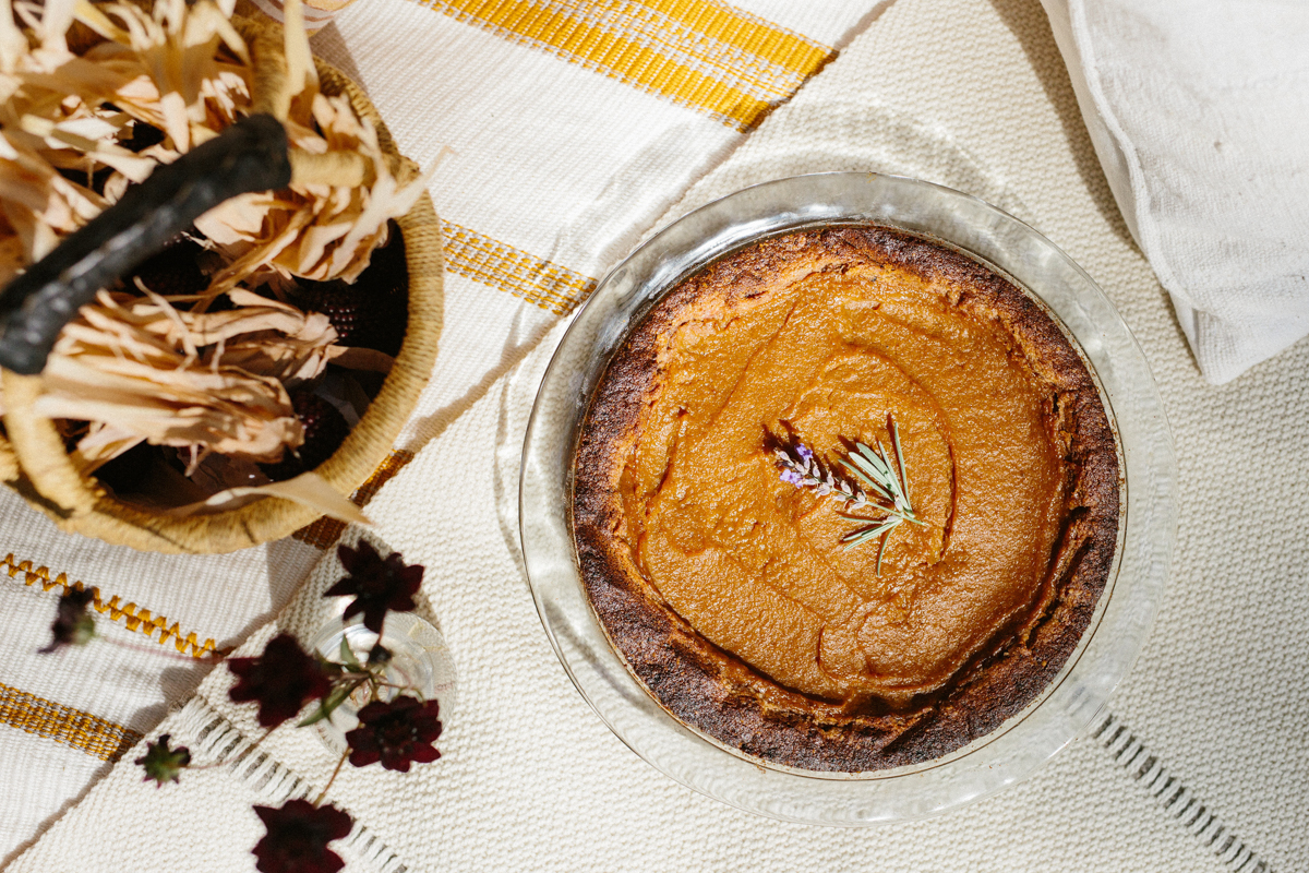 Two Hearty and Healthful Fall Pie Recipes 10