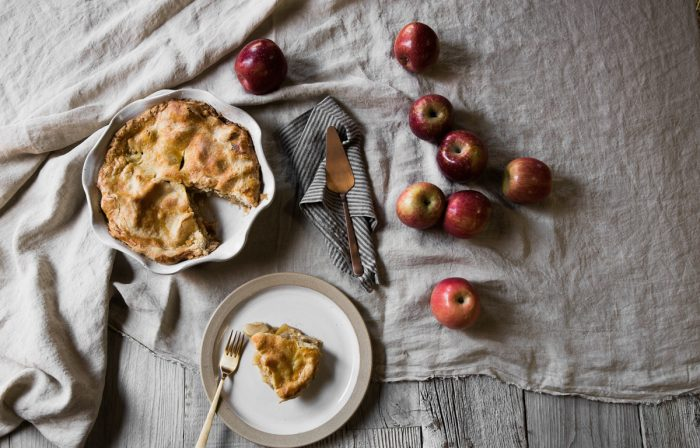 A Perfect Apple Pie Recipe by Pamela Salzman
