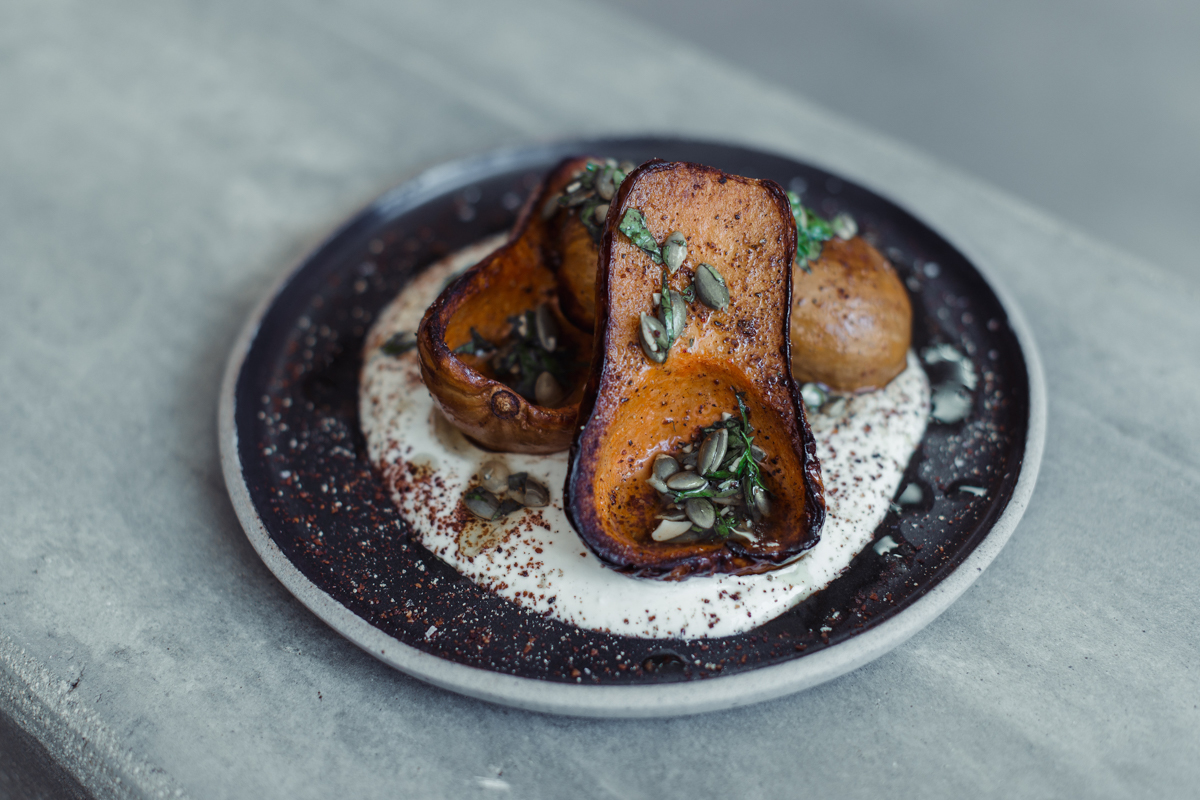 A Fresh Take on Winter Squash from the New Venice Restaurant, Chez Tex 8