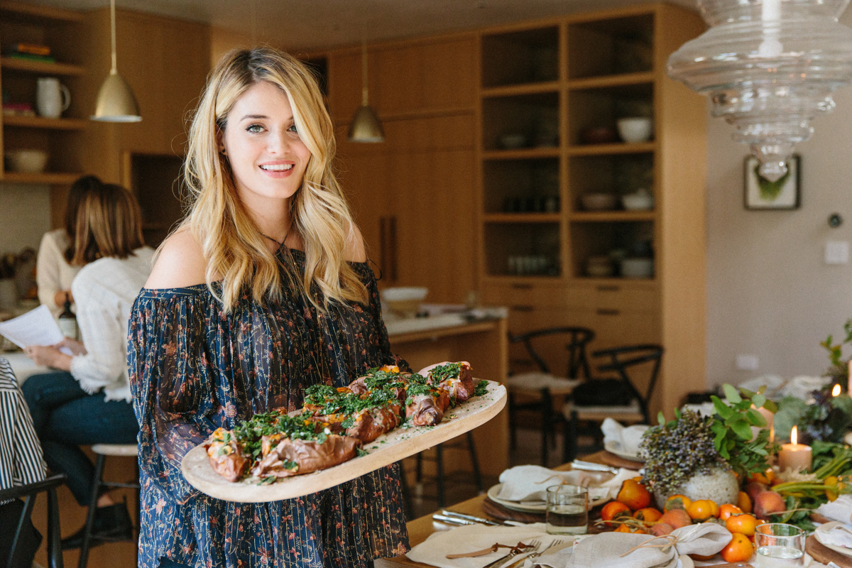 Vegetarian Thanksgiving Recipes from Daphne Oz 12