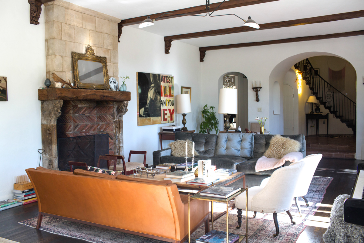Inside the Treasure-Filled Home of Ragdoll's Lisa Larson 0