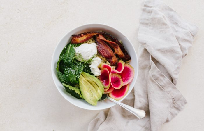 Sqirl's Sorrel Pesto Rice Bowl Recipe