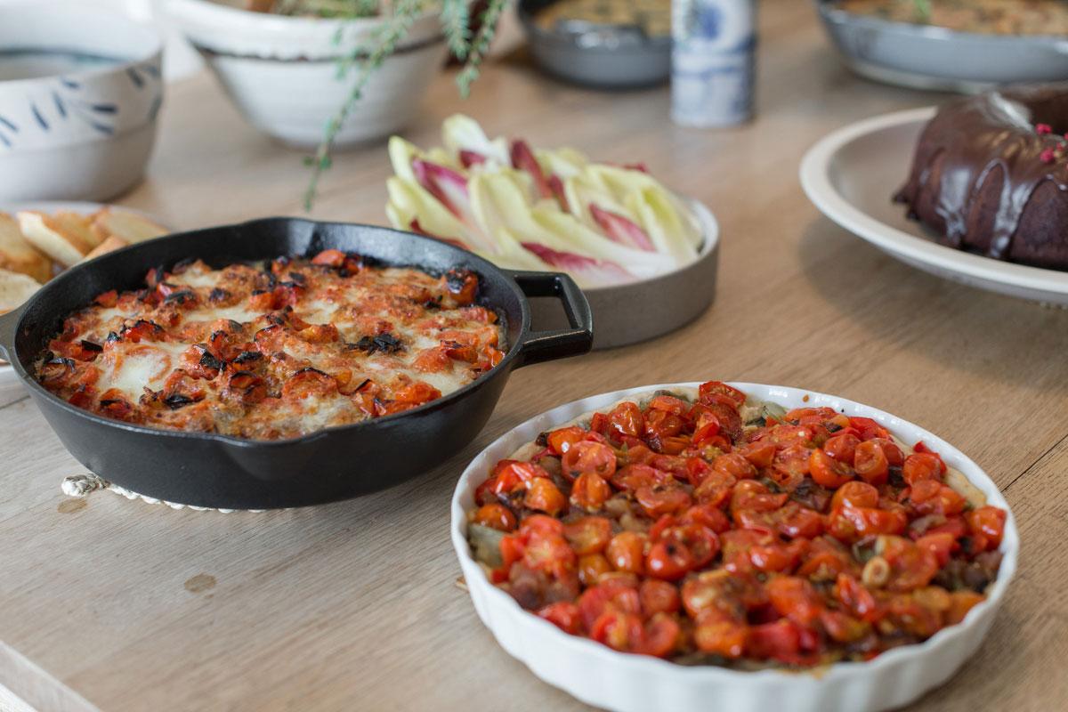 Holiday-Season Vegetarian Recipes for the Whole Family 7