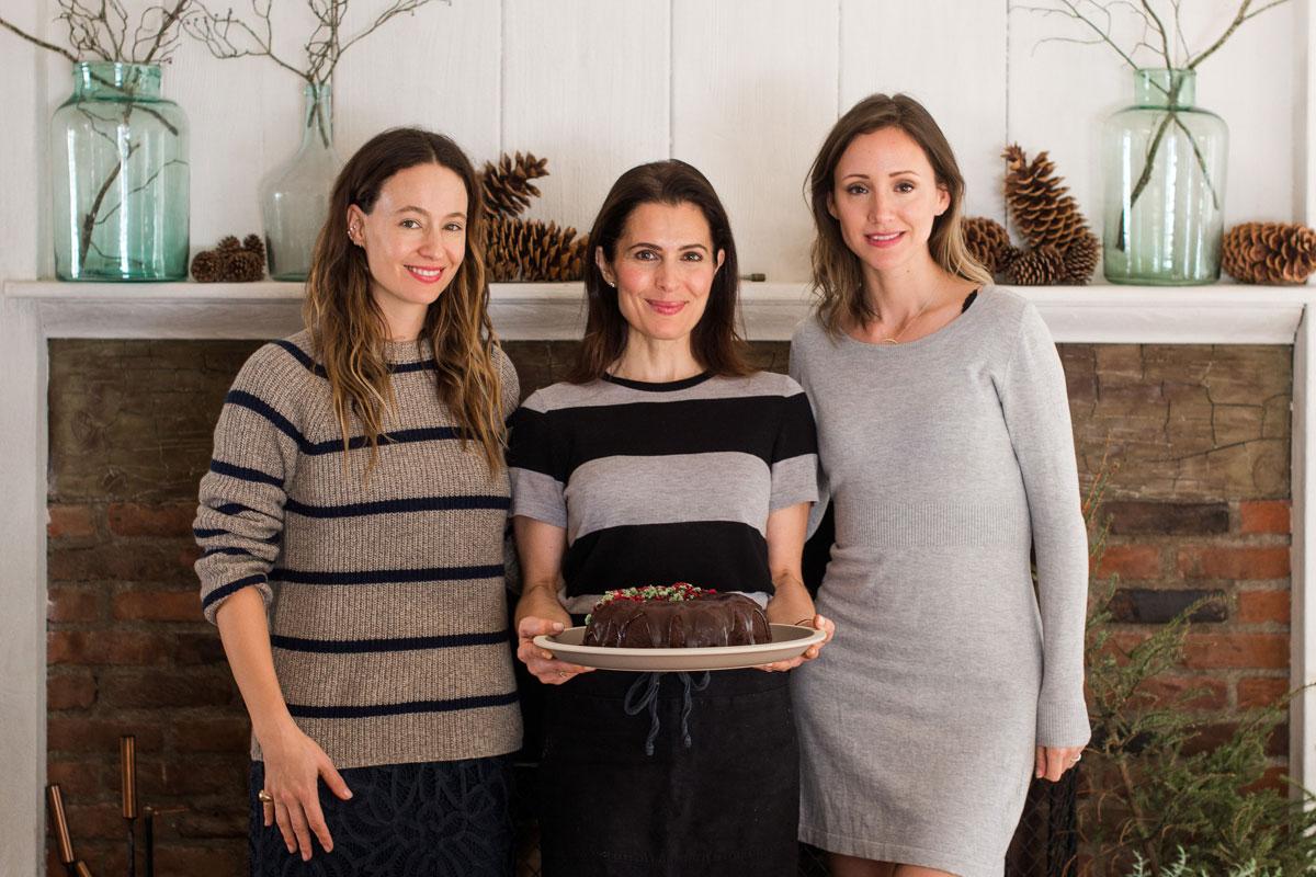 Holiday-Season Vegetarian Recipes for the Whole Family