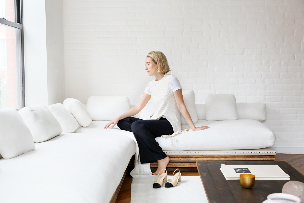 Inside Wellness Guru Daphne Javitchu0027s New York City Home