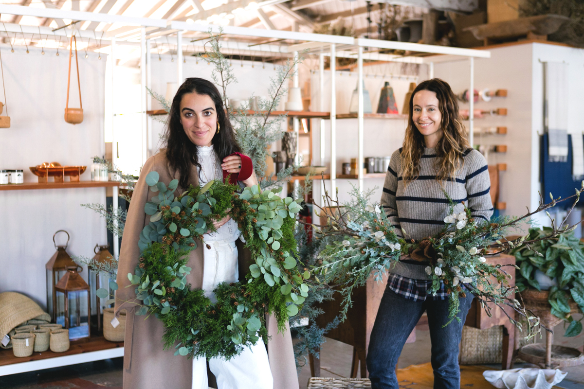A Wreath-Making Workshop with Heather Taylor and Hollyflora 9