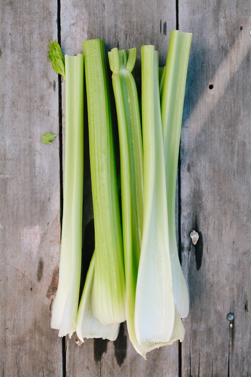 The Benefits of Drinking Fresh Celery Juice