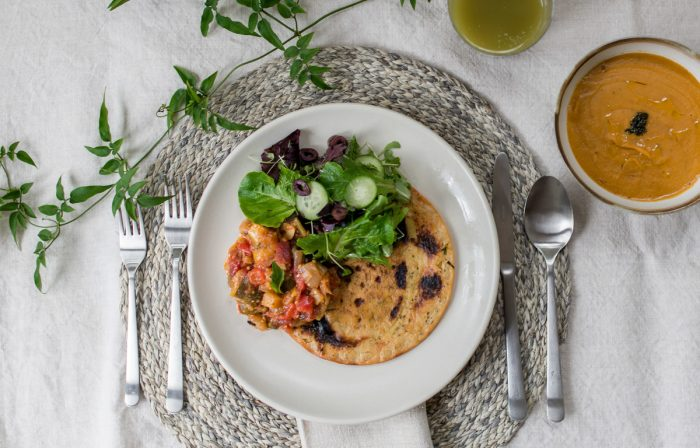 A Plant-Based Winter Lunch Menu by Elissa Goodman