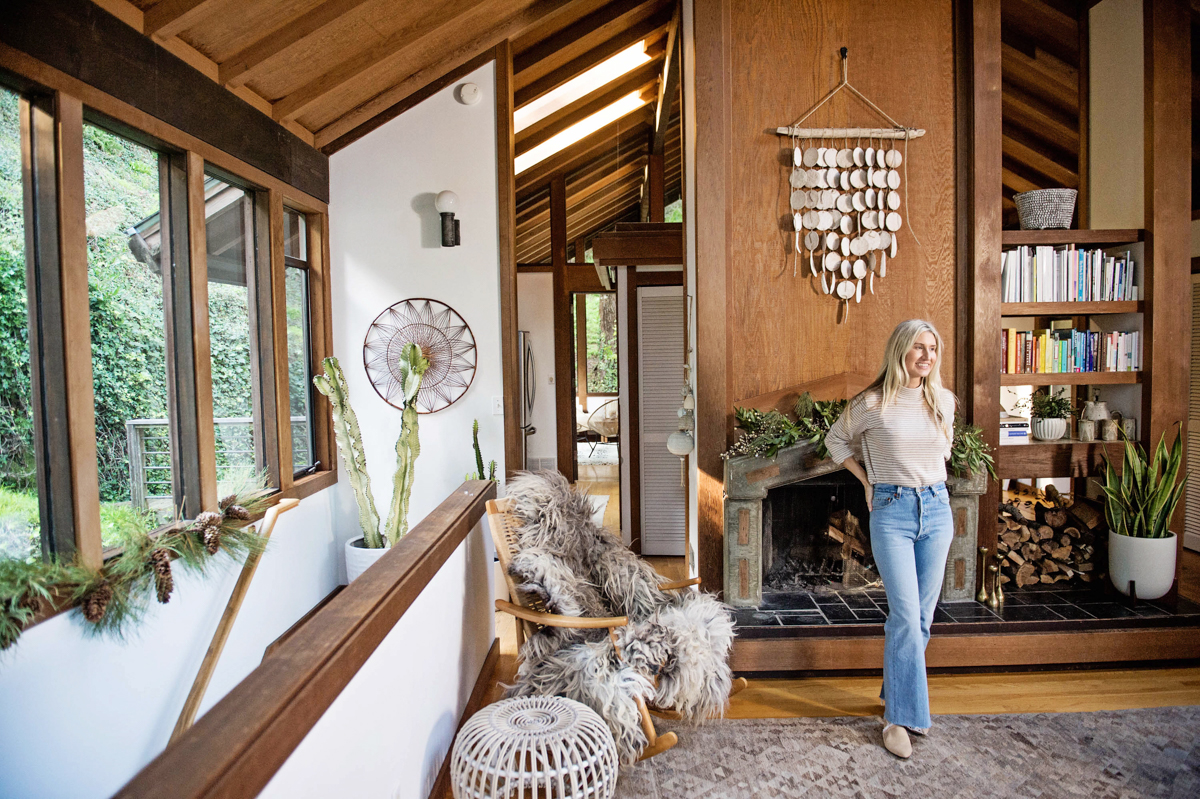A Tour of Stylist Lisa Moir's Minimalist Mill Valley Home 20