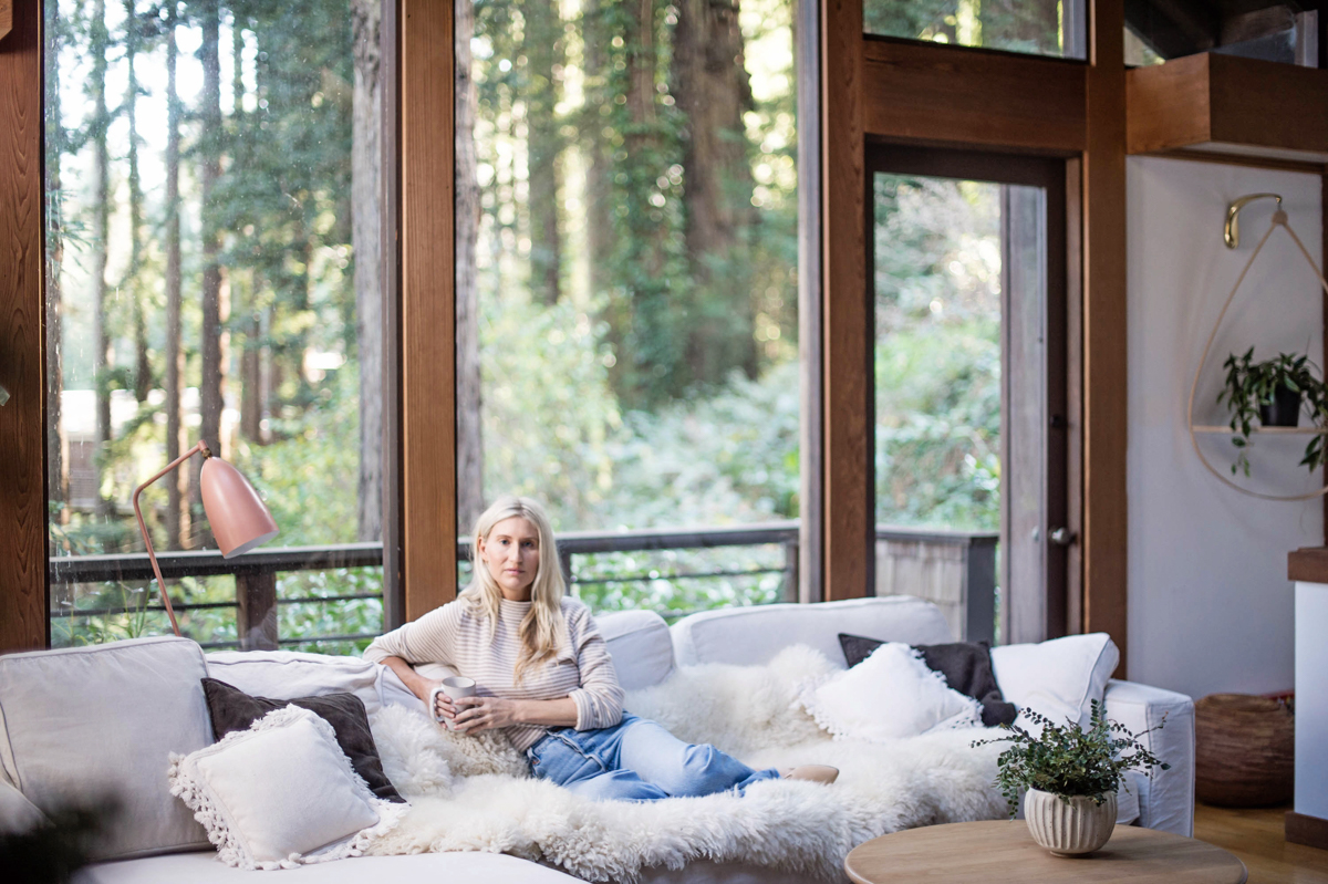A Tour of Stylist Lisa Moir's Minimalist Mill Valley Home 6