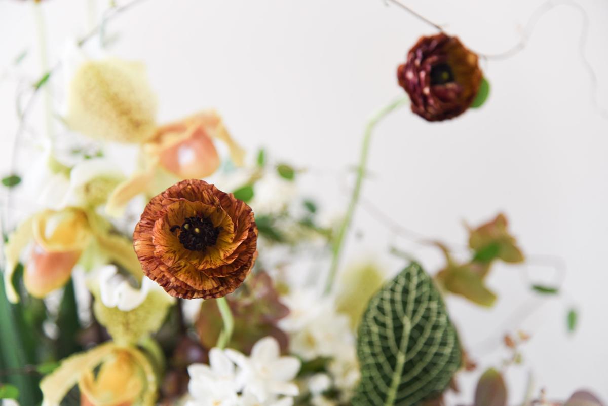 Sarah Winward's Simple Winter Floral Arrangement 3
