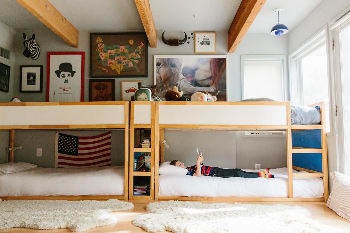 Inside Pamela Shamshiri's Rudolph Schindler-Designed Home 14