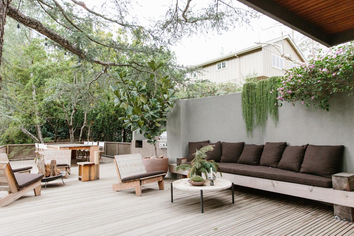 Inside Pamela Shamshiri's Rudolph Schindler-Designed Home 0