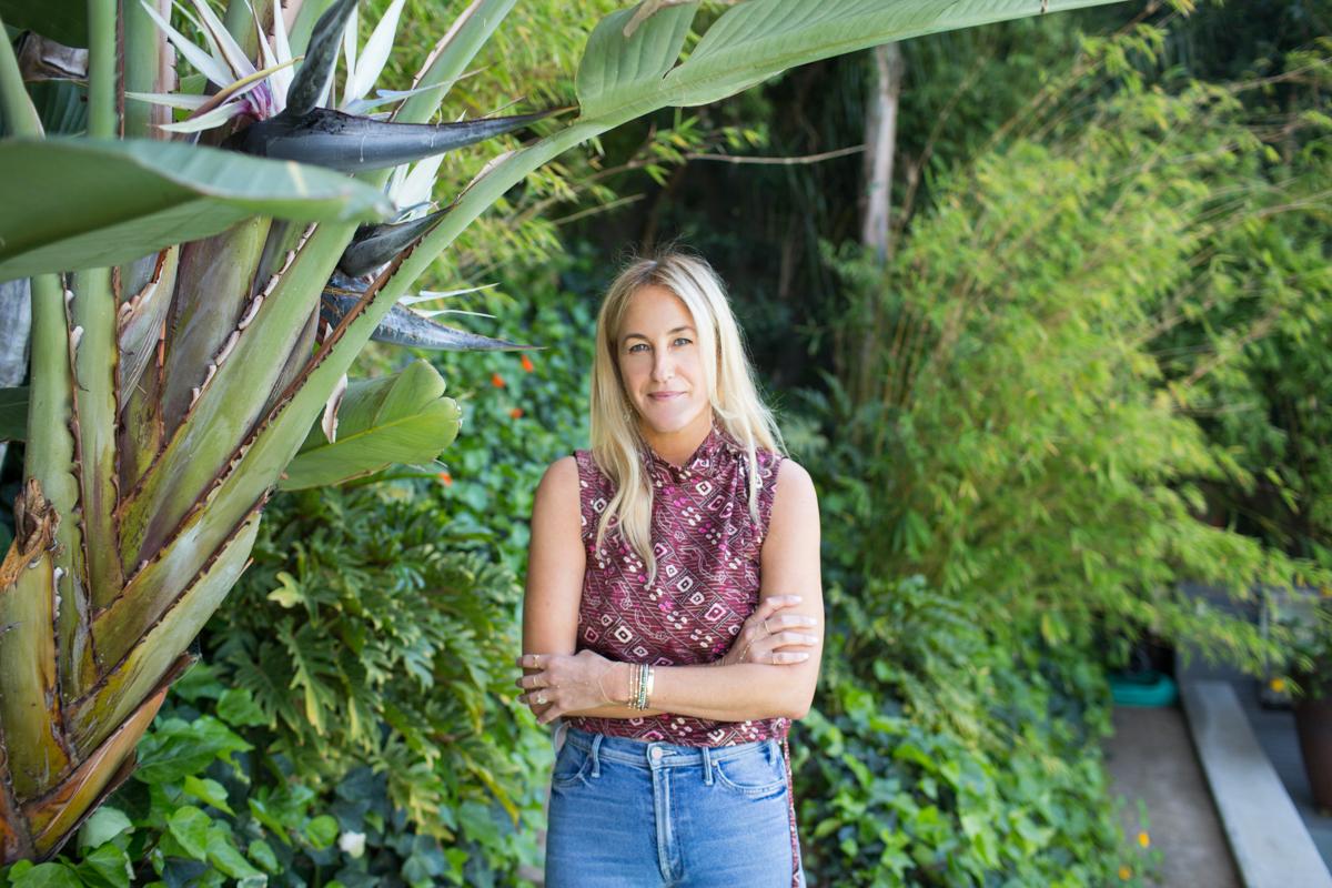 Inside Lela Becker's Cozy Bohemian Hideaway