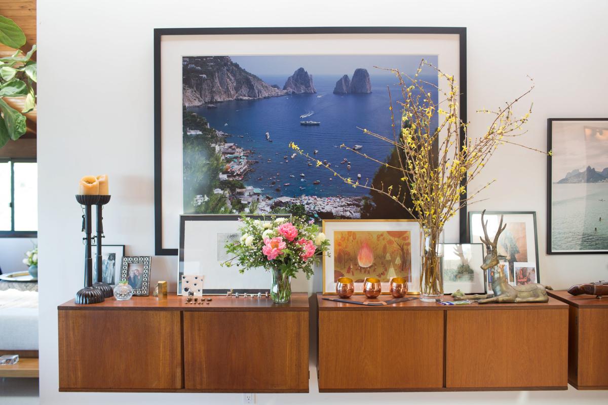 Inside Lela Becker's Cozy Bohemian Hideaway 6