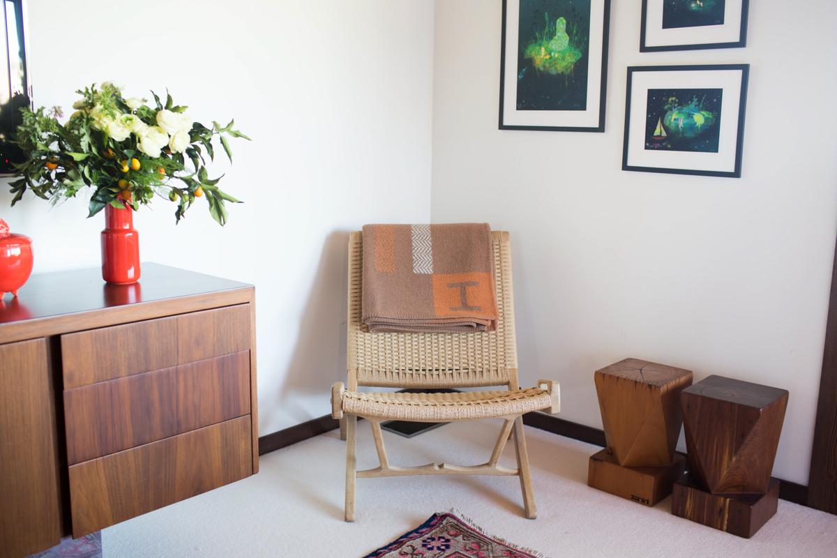 Inside Lela Becker's Cozy Bohemian Hideaway 13