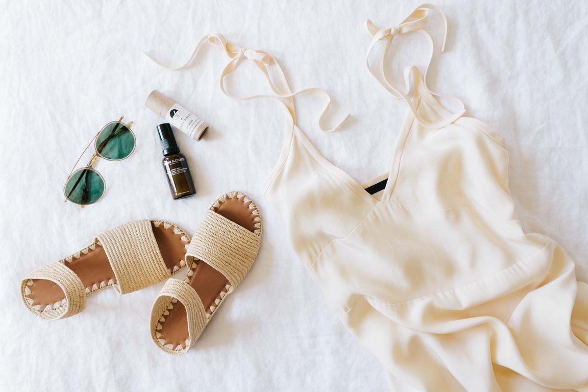 Jenni's Spring Getaway Packing Guide