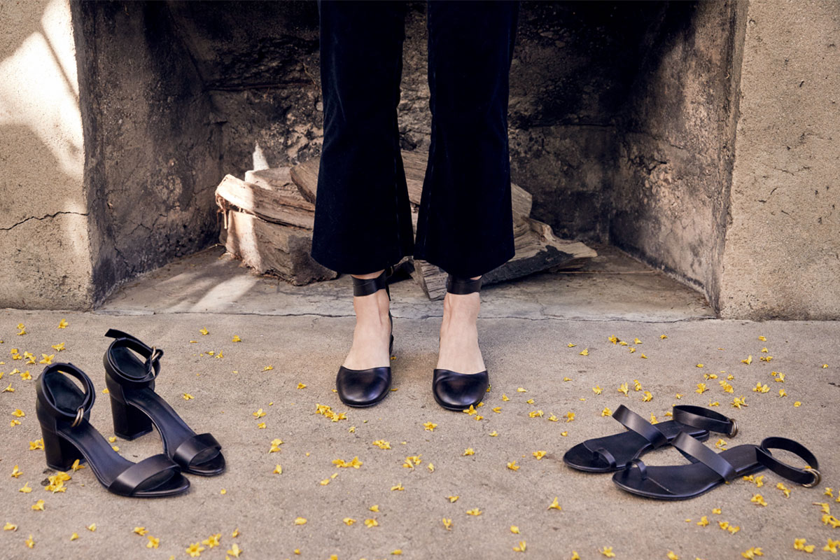 The Inspiration Behind Our Ankle-Strap Shoe Collection
