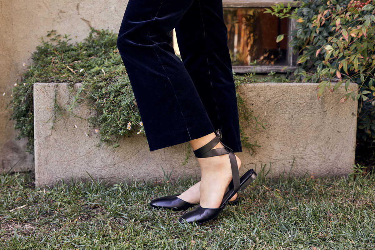 The Inspiration Behind Our Ankle-Strap Shoe Collection 4