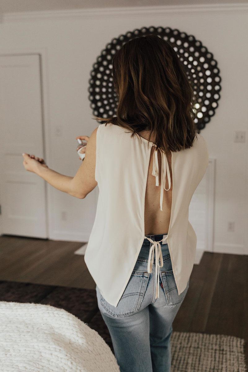 Style Blogger Alicia Lund's Easy Everyday Uniform