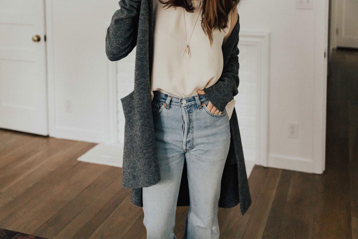 Style Blogger Alicia Lund's Easy Everyday Uniform 0