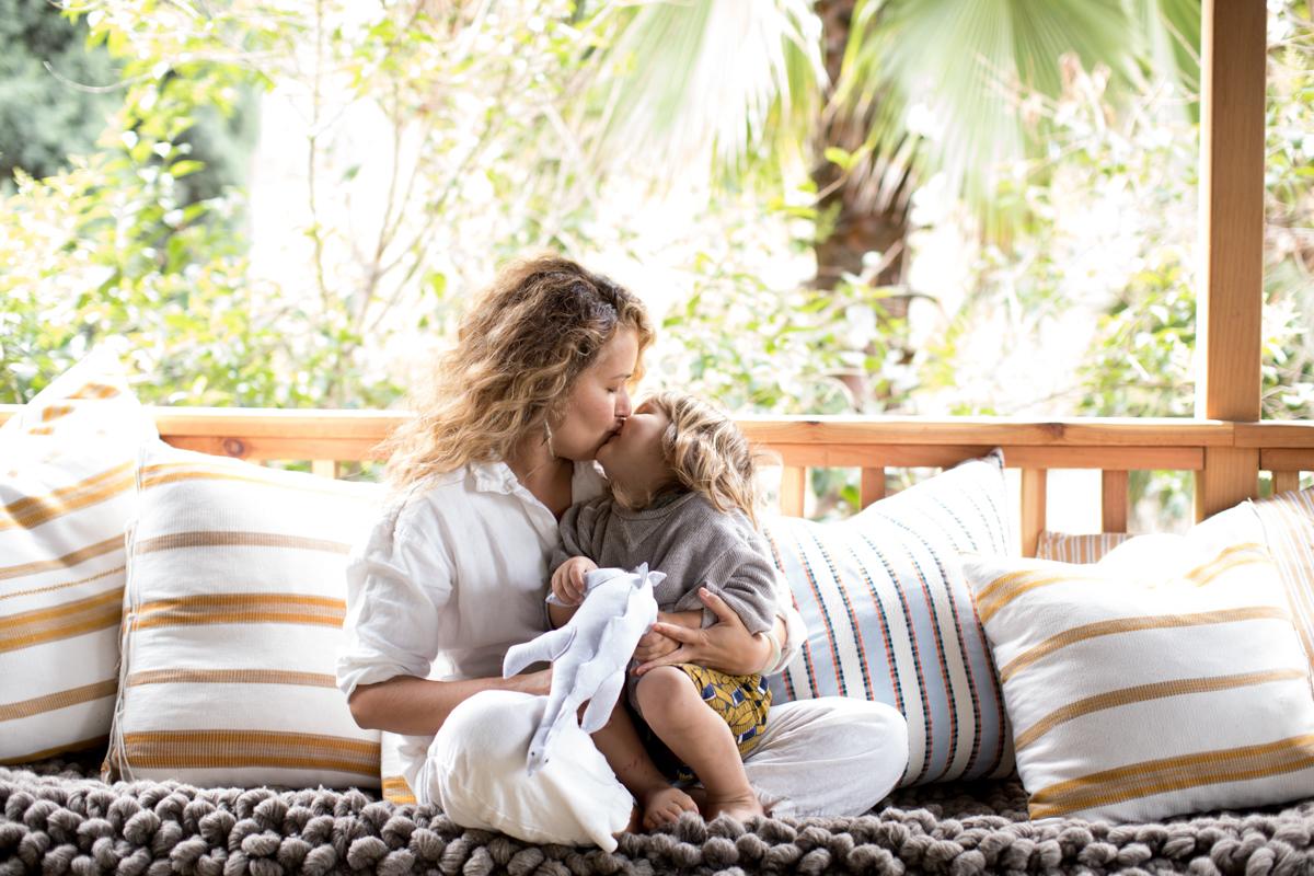 Celebrating Motherhood: Beatrice Valenzuela - Living - Rip & Tan